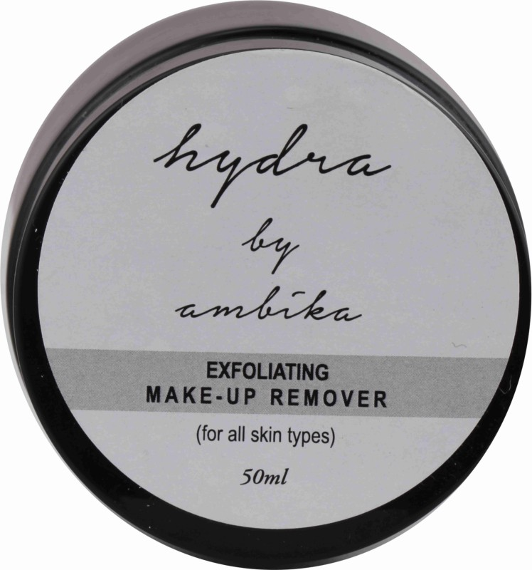hydra by ambika Exfoliating MakeUp Remover Makeup Remover(50 ml)