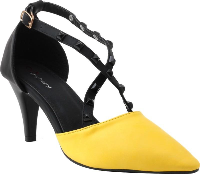 Shuberry For Women(Yellow)