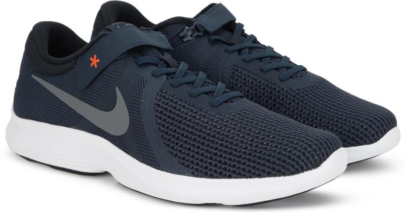 Nike REVOLUTION 4 FLYEASE Running Shoe For Men(Navy)