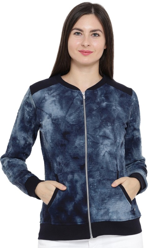 Monte Carlo Full Sleeve Printed Women Sweatshirt