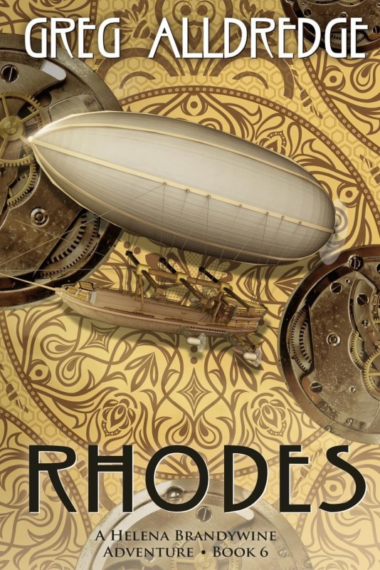 Rhodes(English, Paperback, Alldredge Greg)