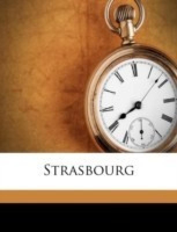 Strasbourg(English, Paperback, Anonymous)
