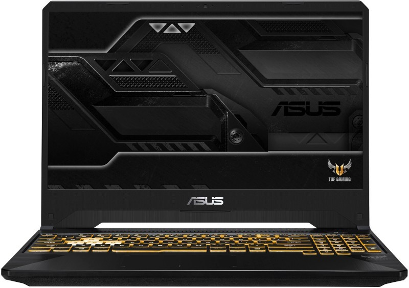 Asus TUF Series Core i5 8th Gen - (8 GB/1 TB HDD/256 GB SSD/Windows 10 Home/4 GB Graphics) FX505GE-BQ025T Gaming Laptop(15.6 inch, Black, 2.2 kg)
