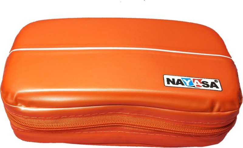 Nayasa Munch 2 Containers Lunch Box(525 ml)