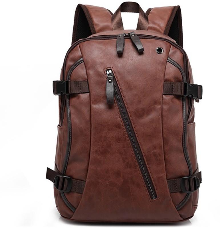 Fur Jaden BM21_Brown 20 Backpack(Brown)