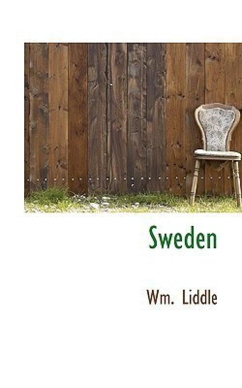 Sweden(English, Paperback, Liddle Wm)