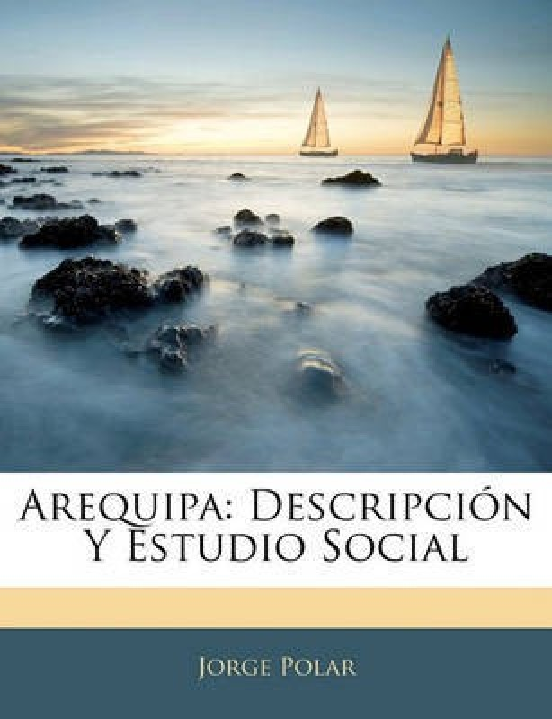 Arequipa(English, Paperback, Polar Jorge)