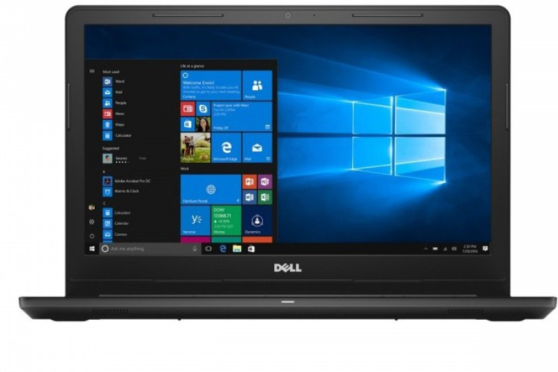 Dell Inspiron 15 3000 Series Core i5 8th Gen - (8 GB/1 TB HDD/Windows 10 Home) 3576 Laptop(15.6 inch, Black, 2.13 kg, With MS Office)