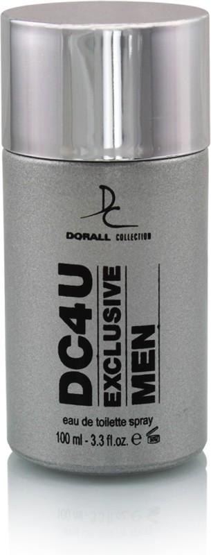 Dorall Collection DC 4 U Exclusive Eau de Toilette  -  100 ml(For Men)