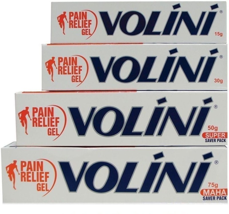 volini GEL PACK OF 4 Gel(170 g)