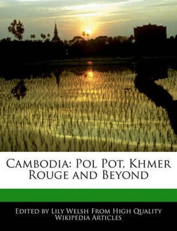 Cambodia(English, Paperback, Welsh Lily)