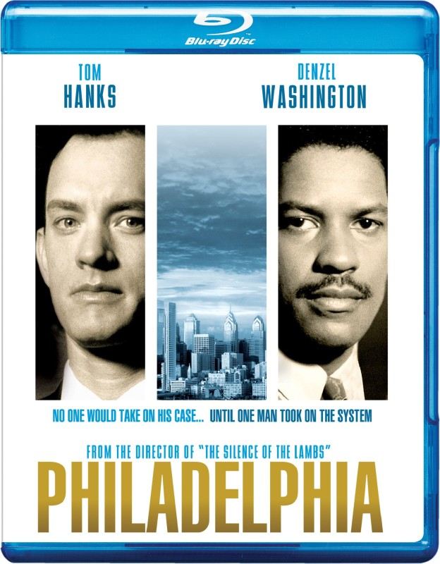 Philadelphia(Blu-ray English)