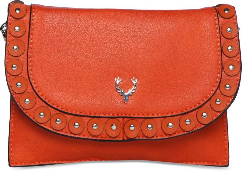 Allen Solly Orange Sling Bag