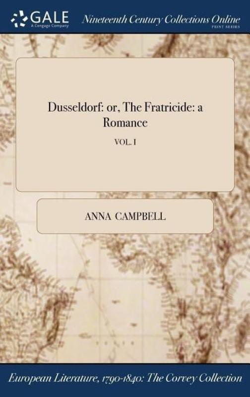 Dusseldorf(English, Hardcover, Campbell Anna)