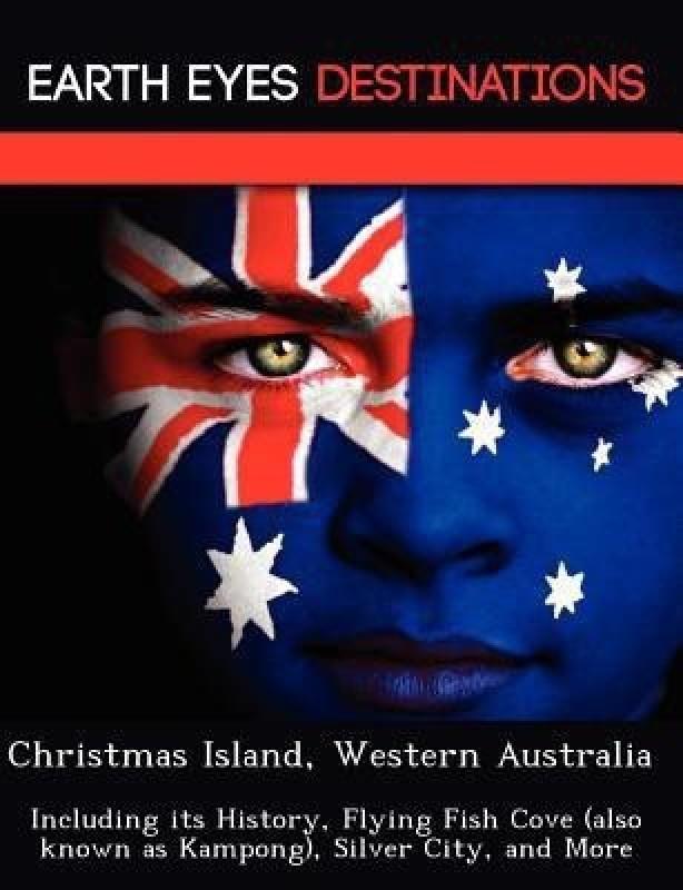 Christmas Island, Western Australia(English, Paperback, Wilkins Sandra)