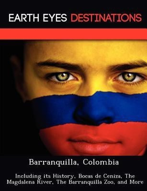 Barranquilla, Colombia(English, Paperback, Knight Dave)