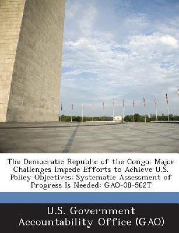 The Democratic Republic of the Congo(English, Paperback, unknown)
