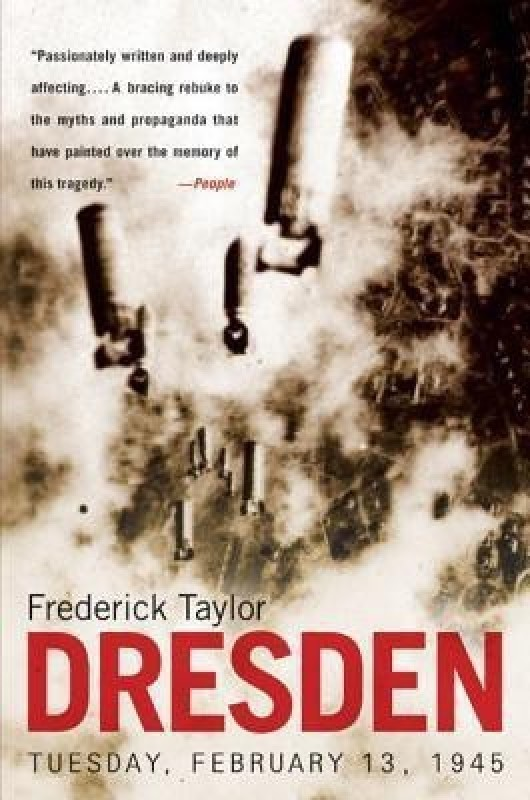 Dresden(English, Paperback, Taylor Frederick)