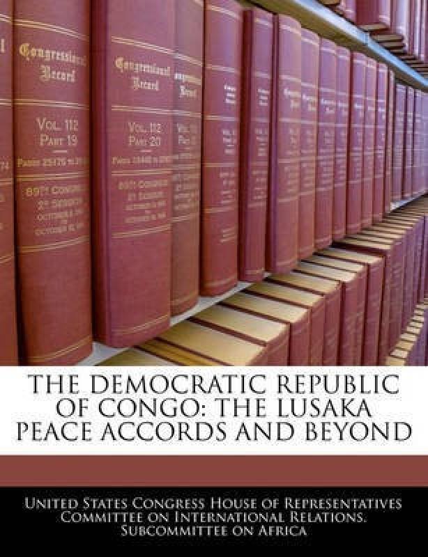The Democratic Republic of Congo(English, Paperback, unknown)
