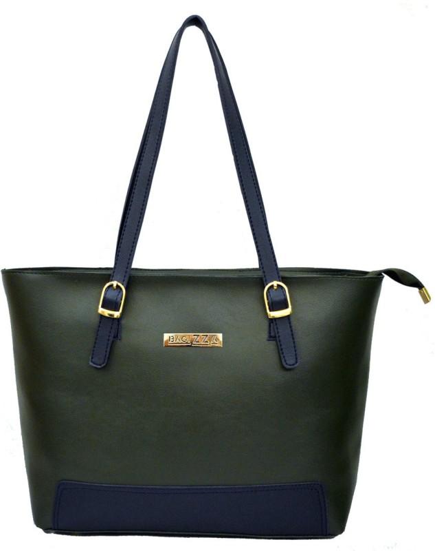BAGIZZA Women Green Hand-held Bag