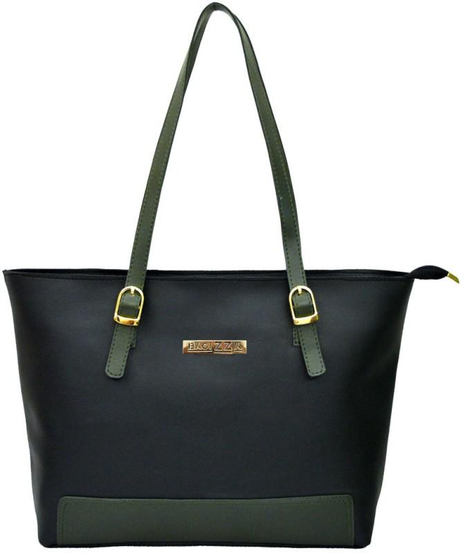 BAGIZZA Women Black Hand-held Bag
