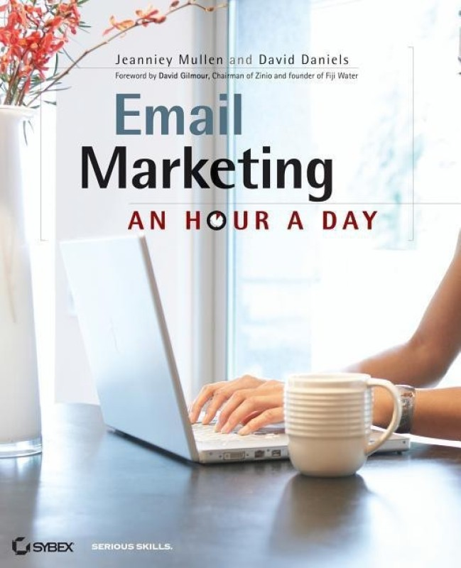 Email Marketing(English, Paperback, Mullen Jeanniey)