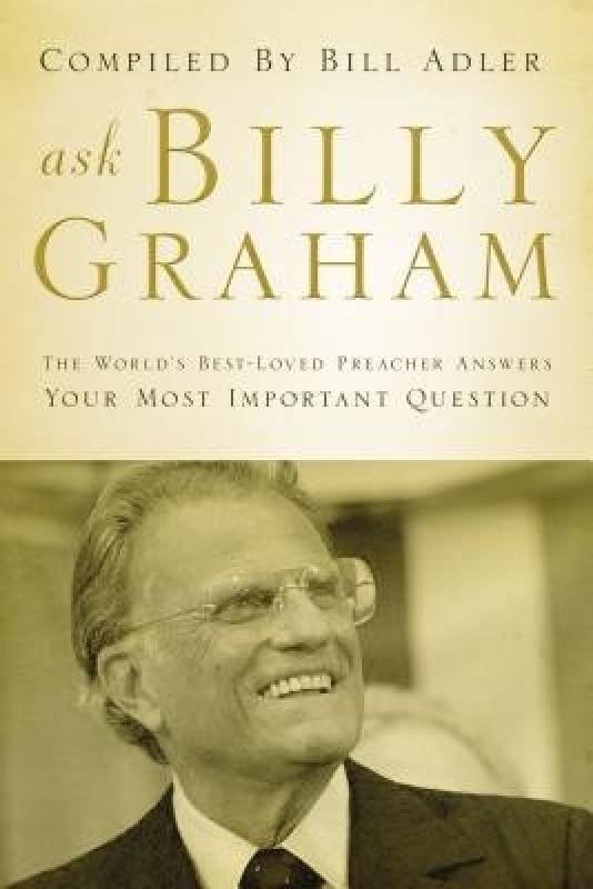 Ask Billy Graham(English, Paperback, Adler Bill)
