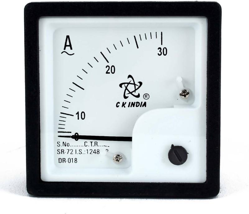 ckindia 72 MM AC VOLT METER Voltmeter(Analog)