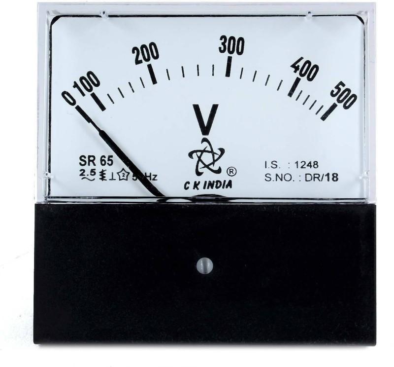 ckindia SR-65-500V Voltmeter(Analog)