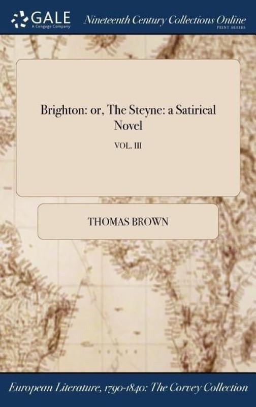 Brighton(English, Hardcover, Brown Thomas)