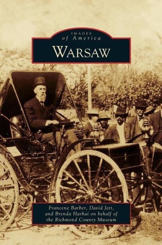 Warsaw(English, Hardcover, Barber Francene)