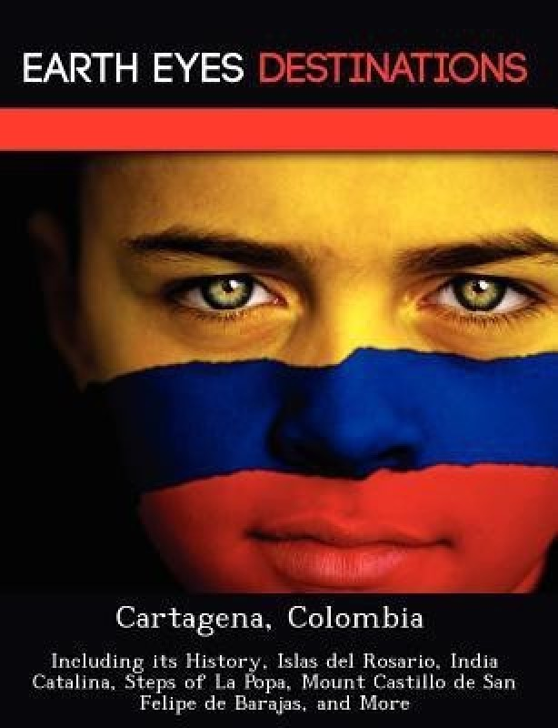 Cartagena, Colombia(English, Paperback, Knight Dave)