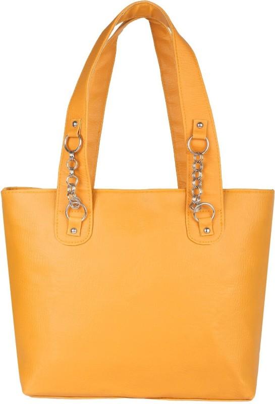 SAHAL Women Tan Shoulder Bag