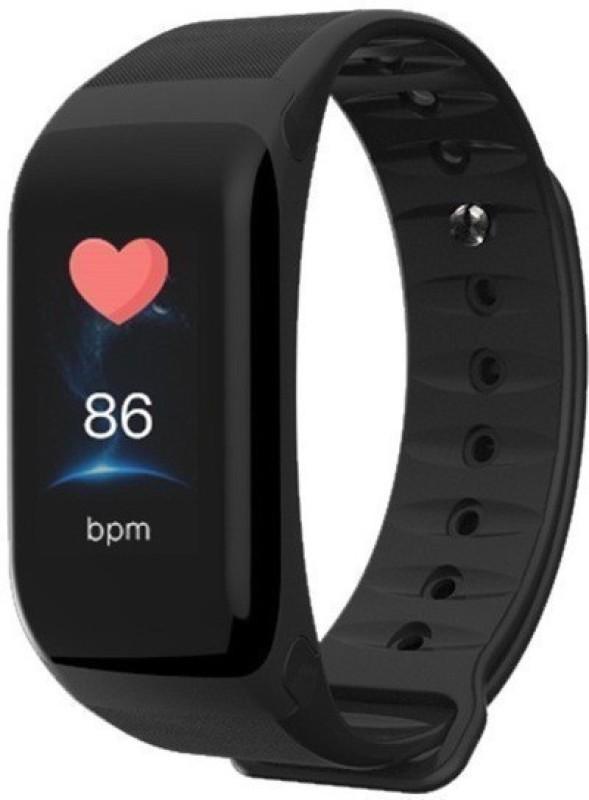 Opta SB-049 Health Smart Band(Black Strap, Size : Free Size)