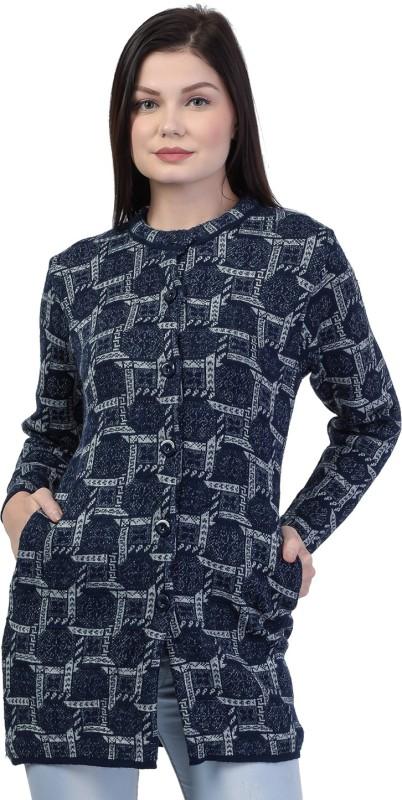 TAB91 Women's Button Cardigan