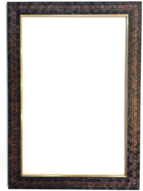 Seven Horses bm-1218-tbr Decorative Mirror(Rectangle Finish : textured)