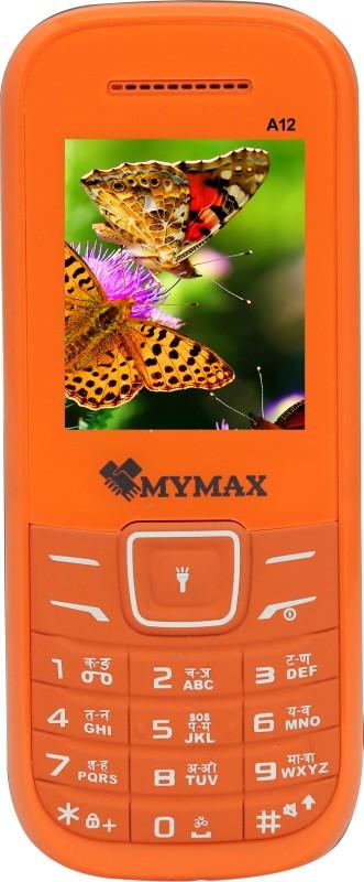 Mymax A12(Orange&Red)