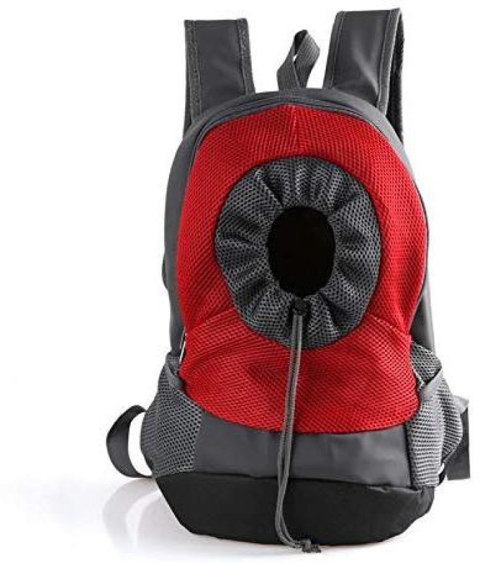 SRI Pet Carrier Backpack Capsule Bag Carrier for Cats and Dogs Red Backpack Pet Carrier(Suitable For Dog, Cat)