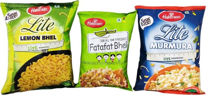 Haldiram's Combo Pack(450 g)