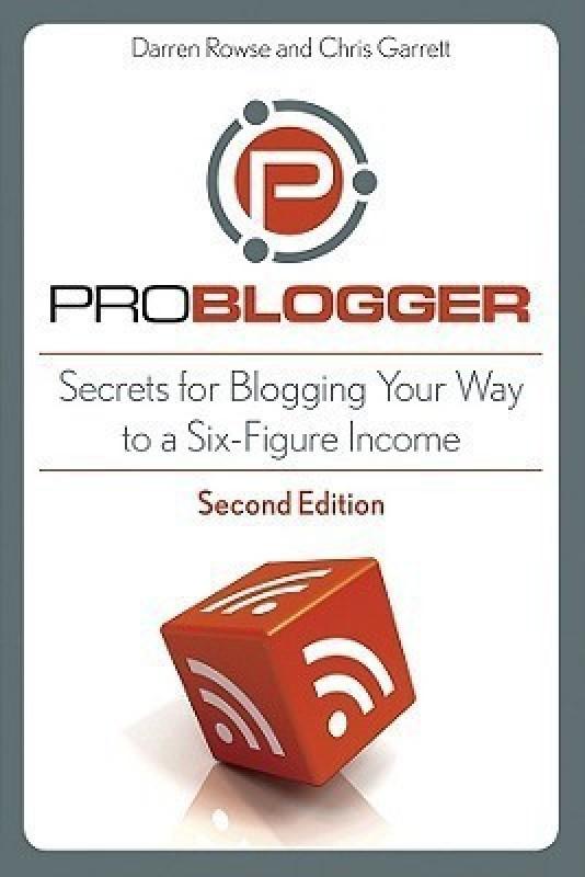 ProBlogger(English, Paperback, Rowse Darren)