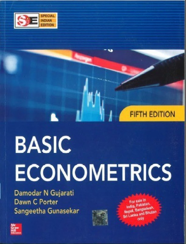 Basic Econometrics(English, Paperback, Gujarati Damodar)