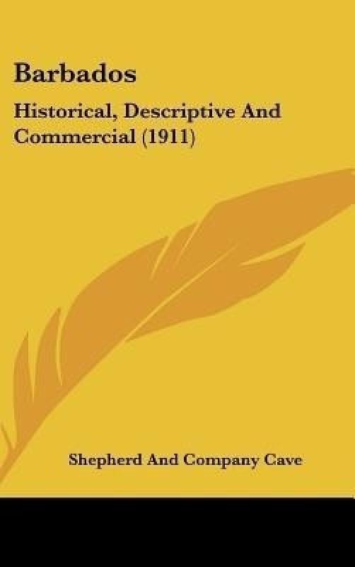 Barbados(English, Hardcover, Cave Shepherd, Co)