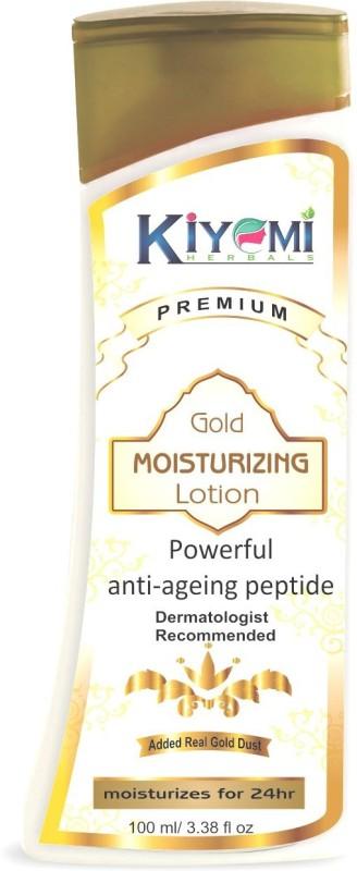 kiyomi gold moisturizing lotion(100 ml)