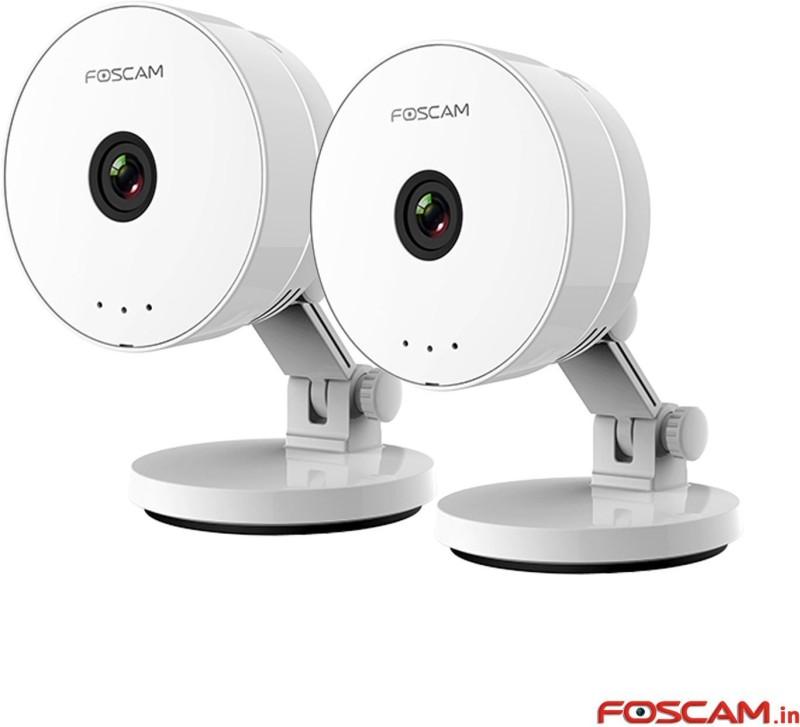 Foscam C1 Lite  Webcam(White)