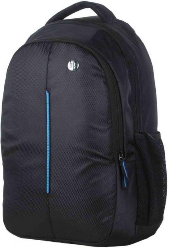 HP HP0008 21 L Laptop Backpack(Black)
