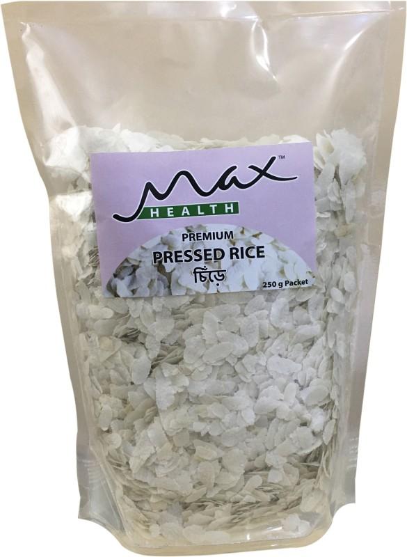max health Pressed Rice Chira(250 g, Pouch)