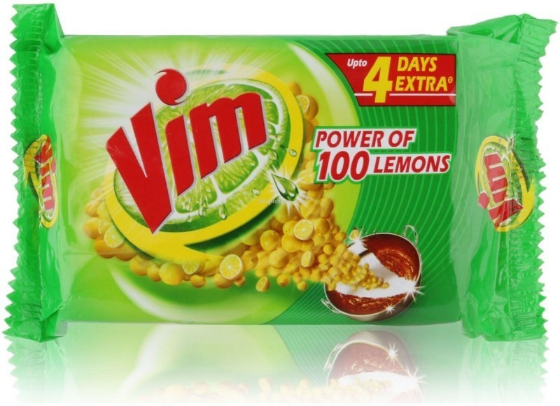 vim dishwash bar 250 gm Dishwash Bar(1500 g, Pack of 6)