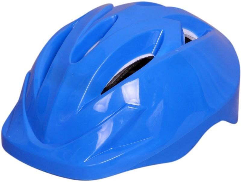 SPORTSHOLIC New Skating Cycling Helmet Head Guard For Kids Boys 8 To 12 Years Skating Helmet(Blue)