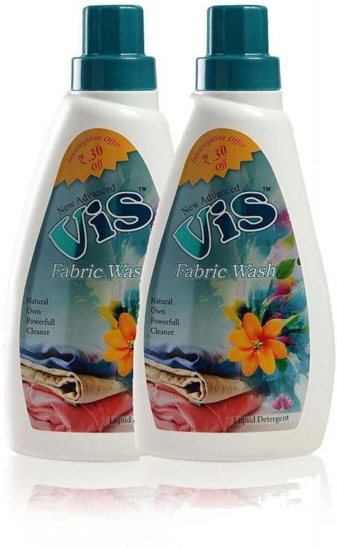 shahi fusion world vis fabric wash skinnies laundry liquid gel 500 ml Floral Liquid Detergent(500 ml)