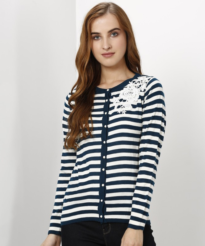 Park Avenue Women Button Cardigan